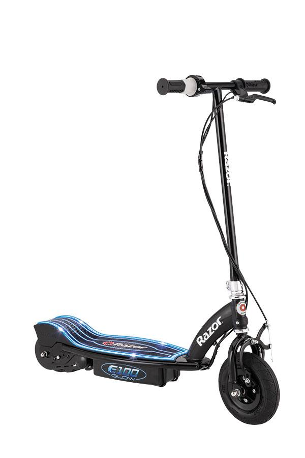 Razor e100 glow product review your research ultimate article for Razor motor scooter e100
