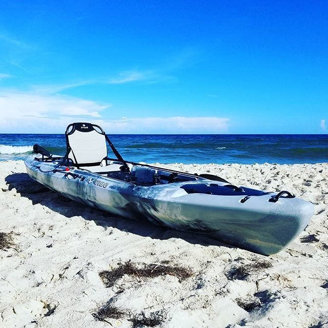 Vibe Kayaks Sea Ghost 110