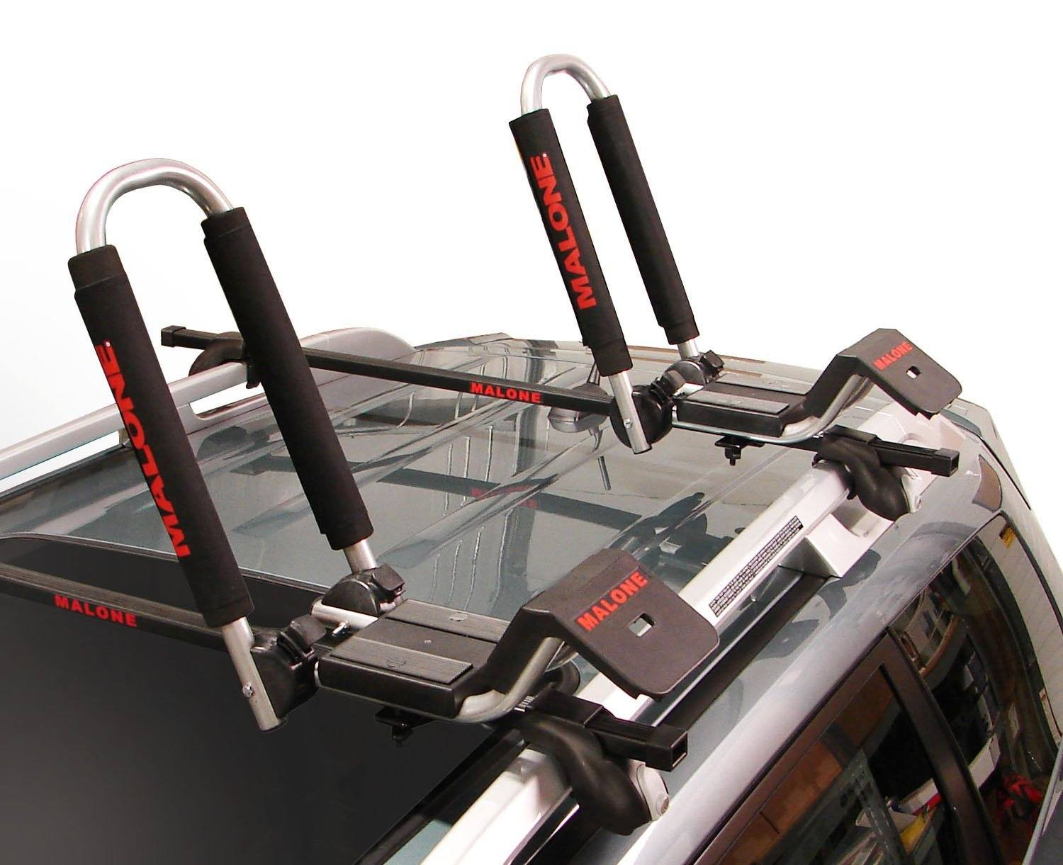 Malone Downloader Folding J-Style Universal Car Rack