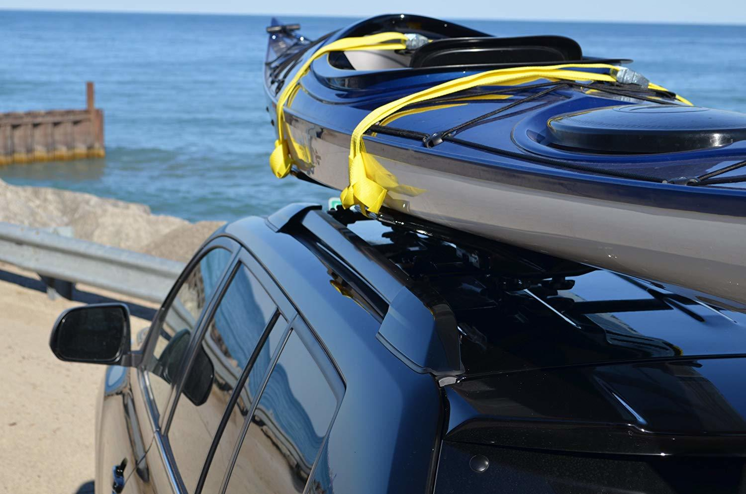 The Kayak Wing - Kayak Rack