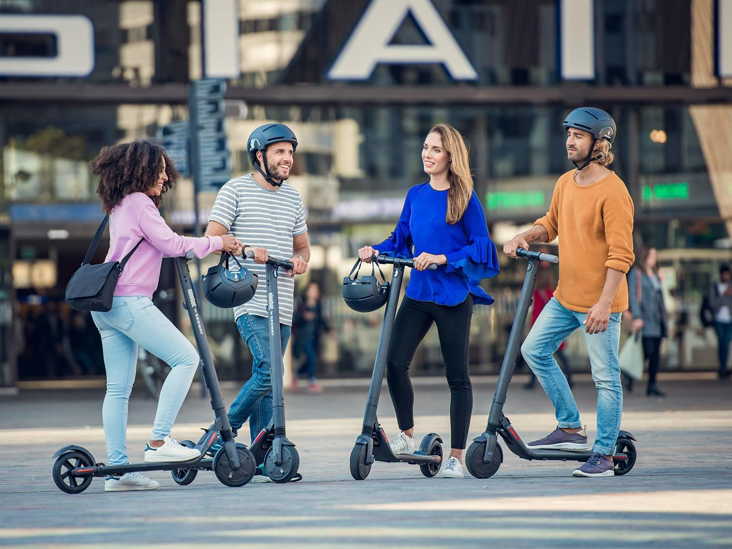 Segway Electric Scooters